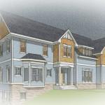 Potomac DC Model House - Greenwich