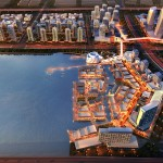 Waterfront Development of Jinhai Lake