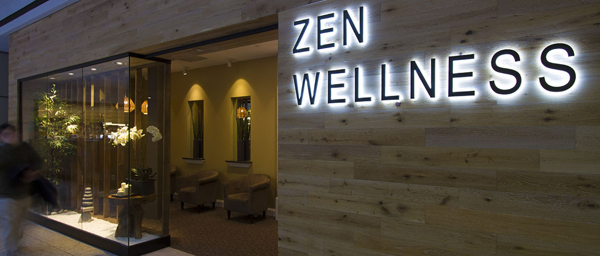 Wellness design  Zen Wellness Center, Fairfax | UA-HIE Design